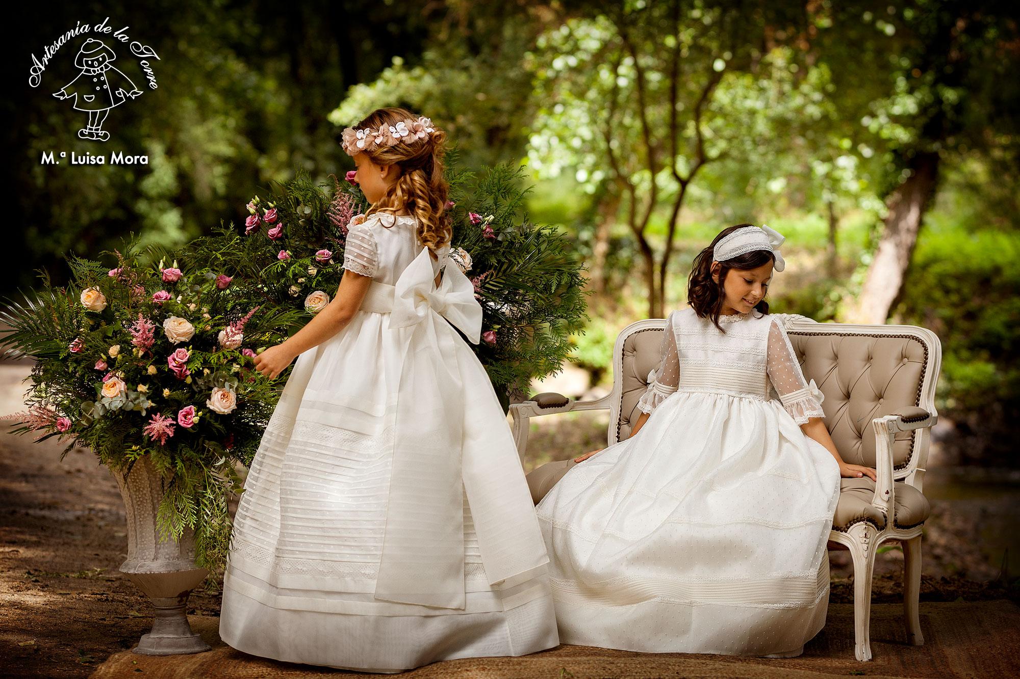 Vestidos de comunion erandio