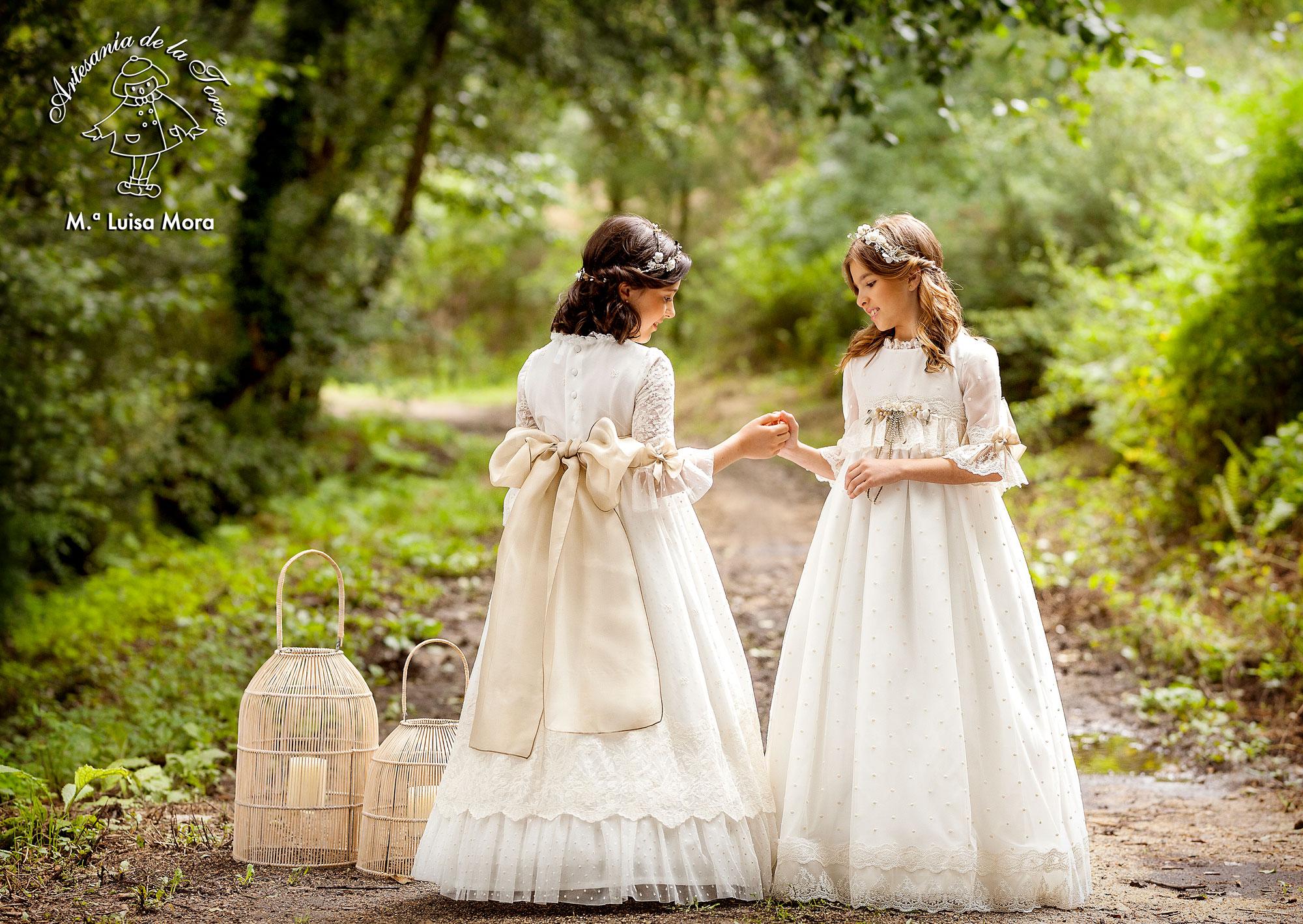 Vestidos comunion maria luisa valladolid